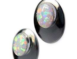 Opal schmuck  Weißer Opalschmuck | IndianCorner.de