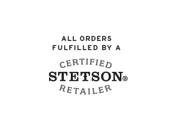 Stetson Flatcap Waterloo Cotton - blau-weiß gestreift
