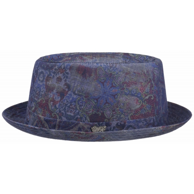 Stetson Hut Pork Pie Paisley