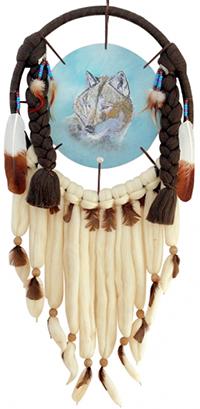 Indianer Symbol Mandella