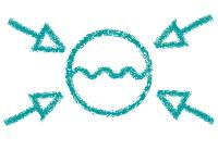 Indianer Symbol Wasserquelle